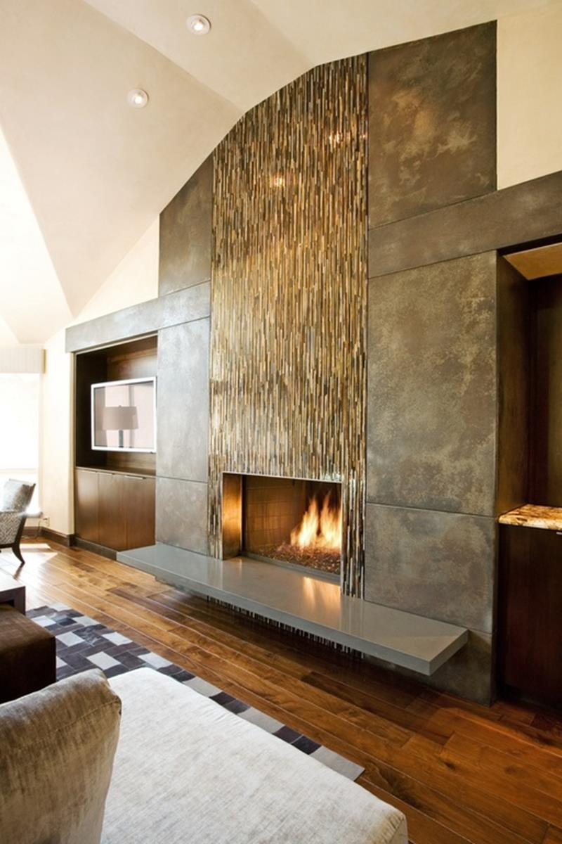 25 Amazing Stone Accent Walls-3