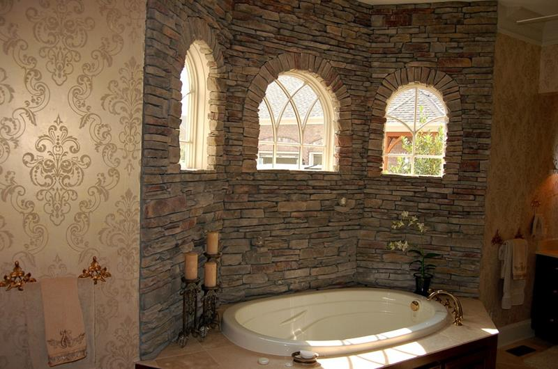 25 Amazing Stone Accent Walls-8