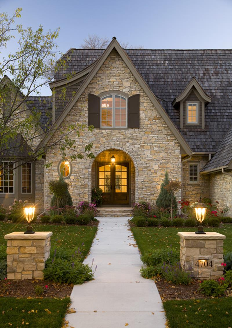 25 Stunning Home Exteriors Page 4 of 5
