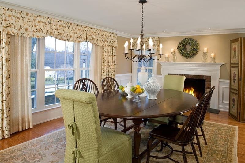 43 Dining Room Ideas and Designs-36