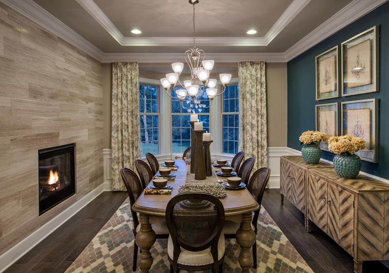 43 Dining Room Ideas and Designs-title