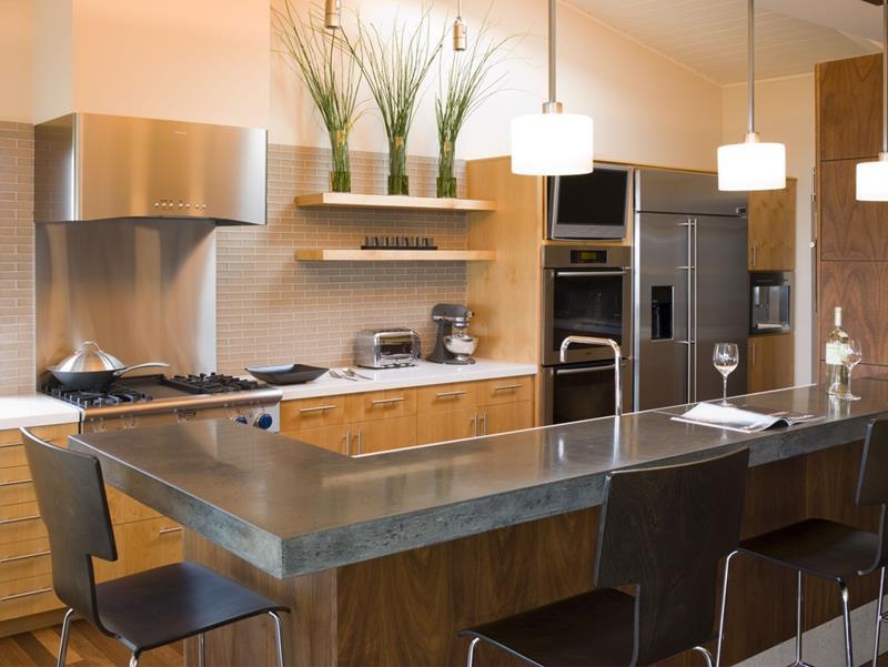 44 Kitchen Designs and Ideas-7