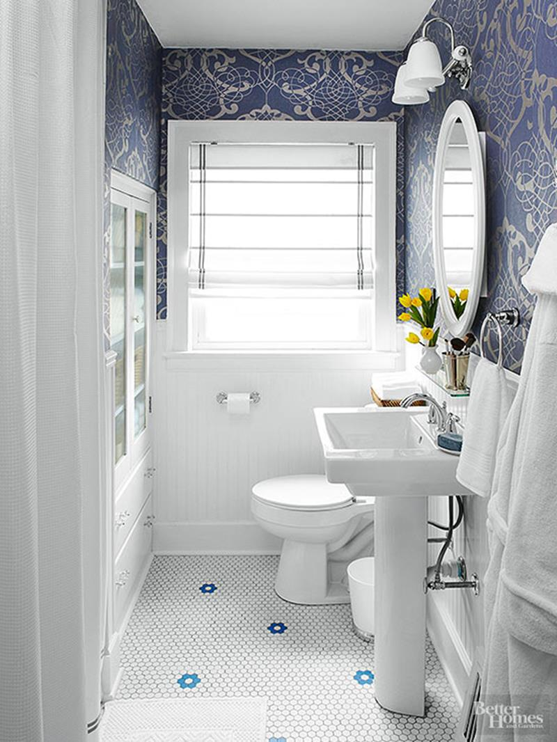 10 Amazing Before and Afters of Bathroom Remodels-2a