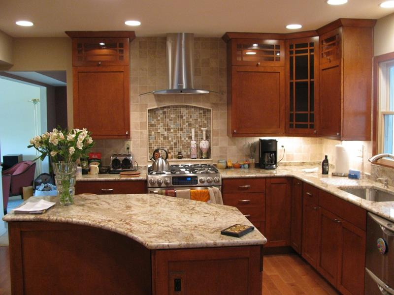 18 Stunning Small Kitchen Designs and Ideas-14