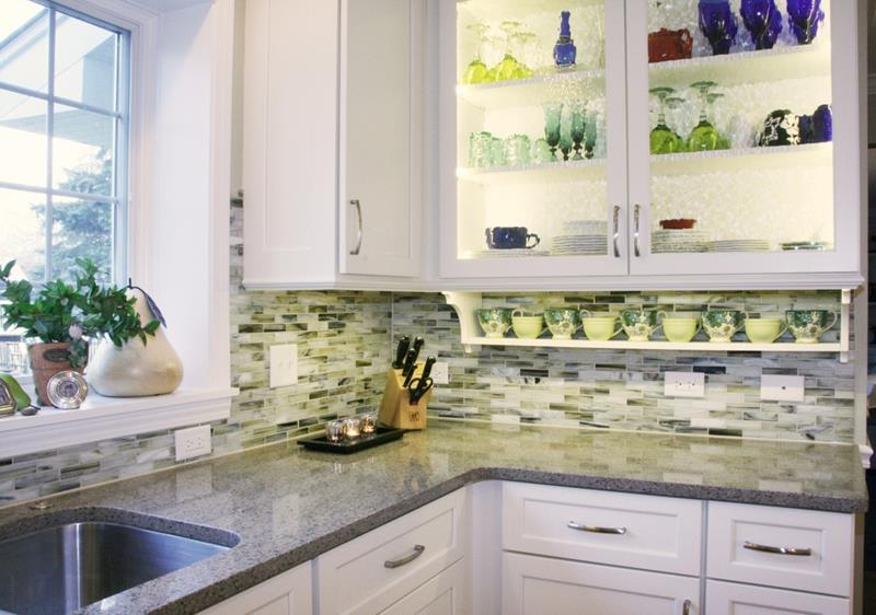 18 Stunning Small Kitchen Designs and Ideas-18