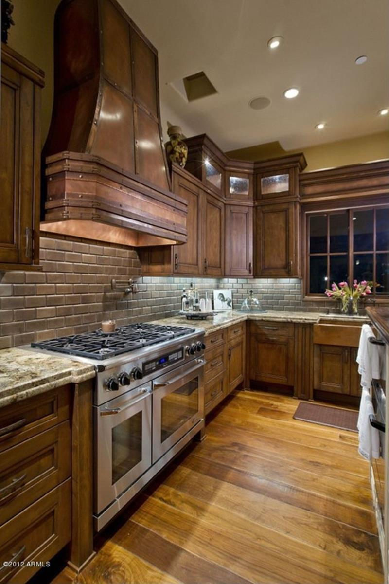 19 Brilliants and Beautiful Kitchen Backsplash Ideas-11