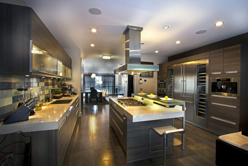 19 Brilliants and Beautiful Kitchen Backsplash Ideas-9