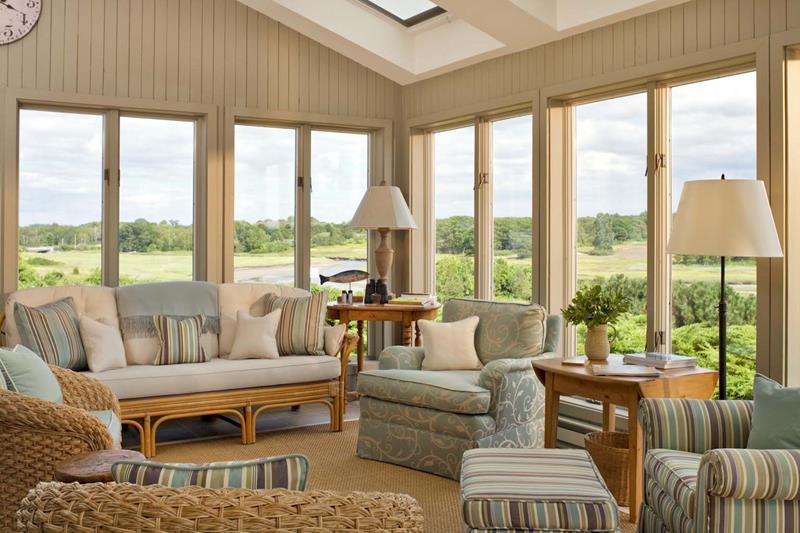 20 Amazing Sunroom Designs-16