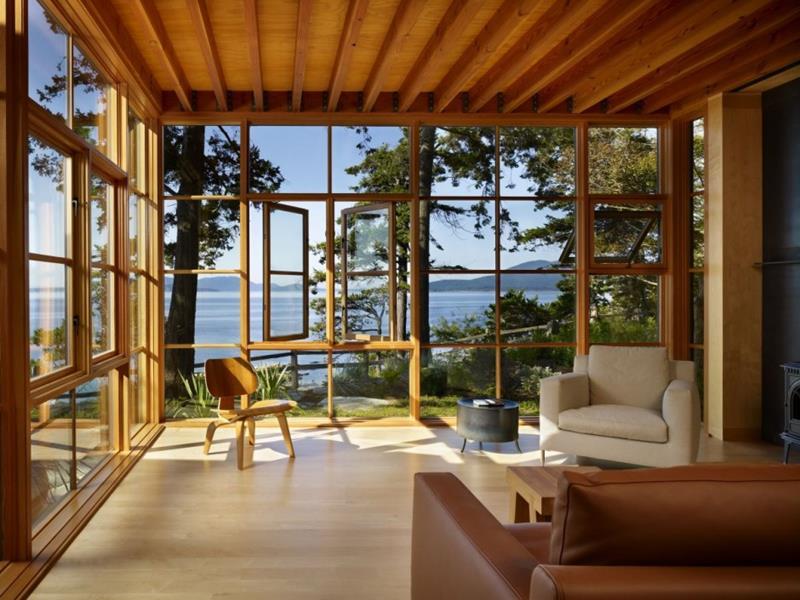 20 Amazing Sunroom Designs-17