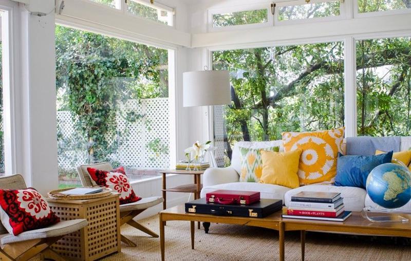 20 Amazing Sunroom Designs-3