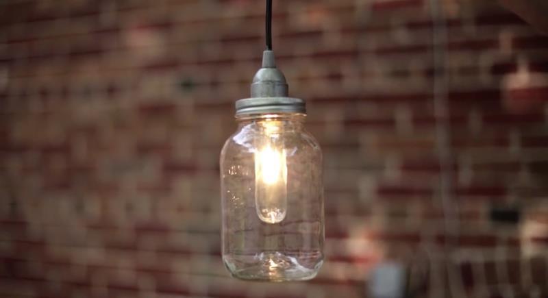 Making Beautiful Mason Jar Lanterns in 12 Easy Steps-title