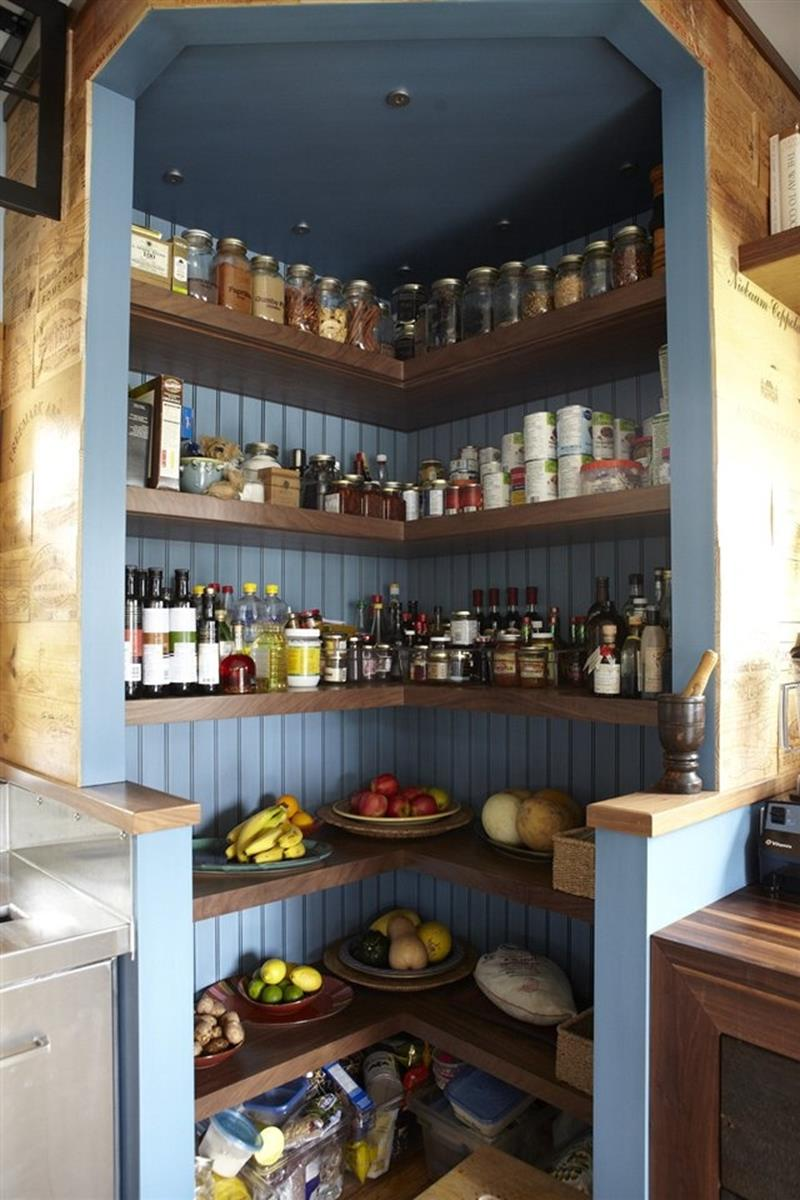 image named 15 Amazing Chefs Pantry Design Ideas 1