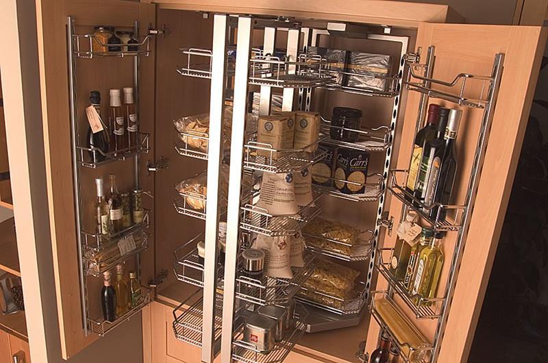 image named 15 Amazing Chefs Pantry Design Ideas 12
