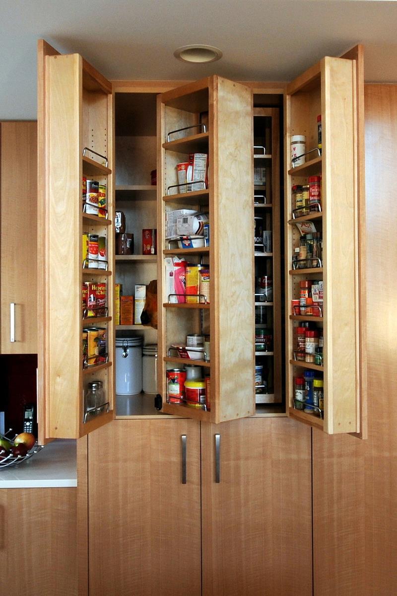 image named 15 Amazing Chefs Pantry Design Ideas 15