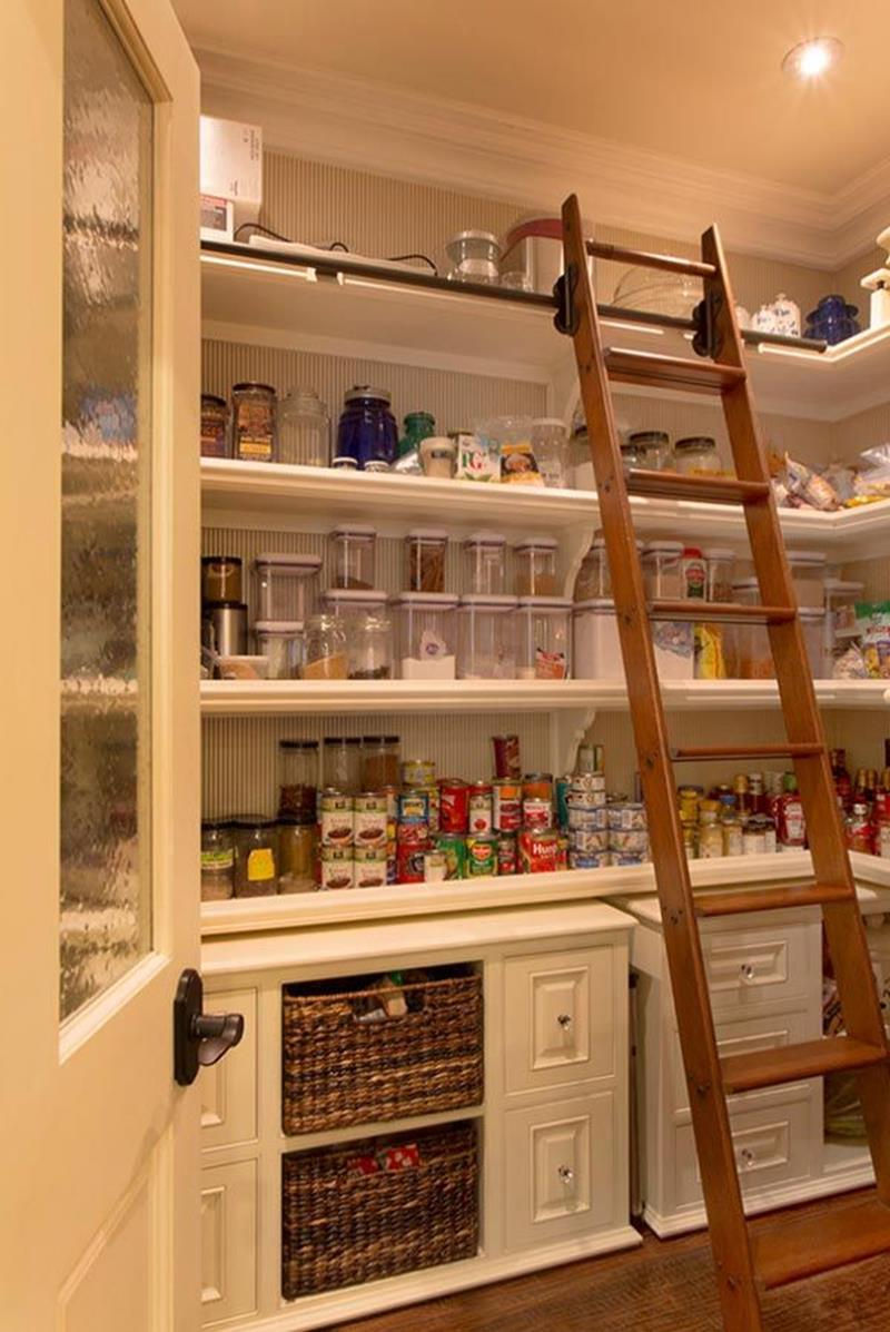 image named 15 Amazing Chefs Pantry Design Ideas 4
