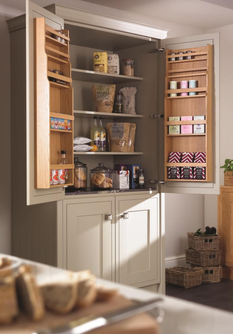 image named 15 Amazing Chefs Pantry Design Ideas 5