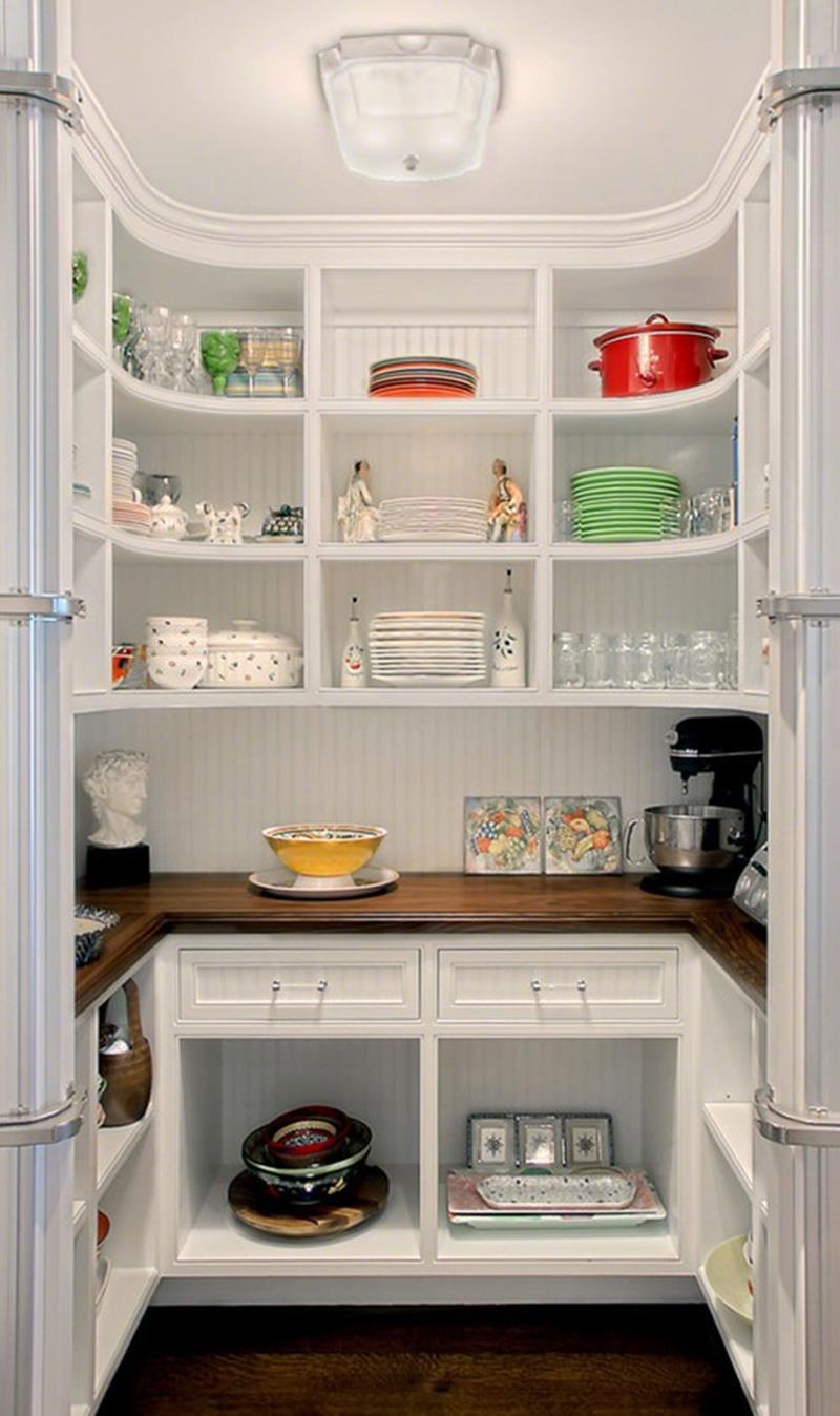 image named 15 Amazing Chefs Pantry Design Ideas 6