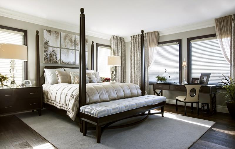 image named 14 Jaw Dropping Master Bedroom Before and After Pictures 12