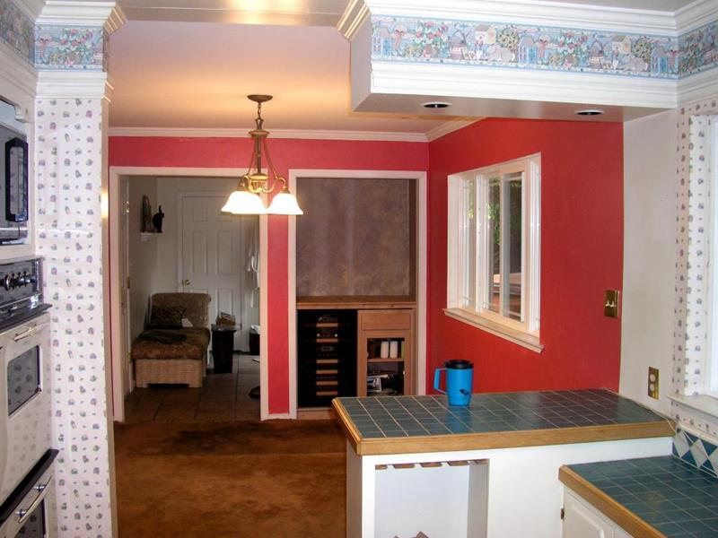 image named 14 Stunning Kitchen Before and After Pictures 3