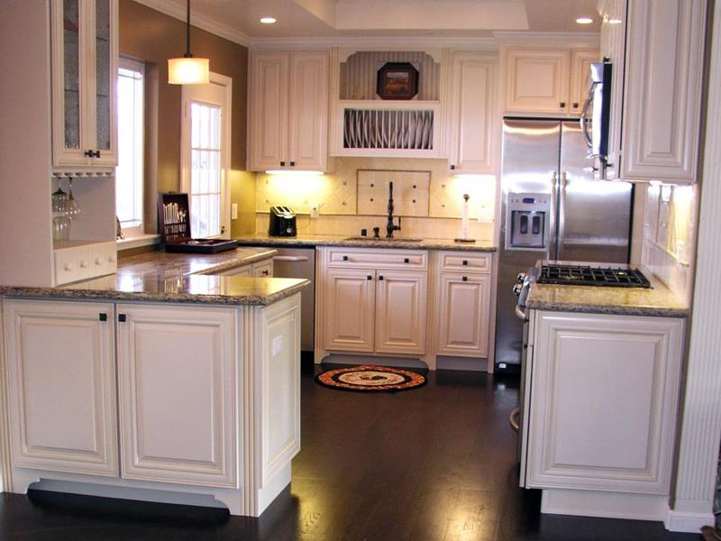 image named 14 Stunning Kitchen Before and After Pictures 4