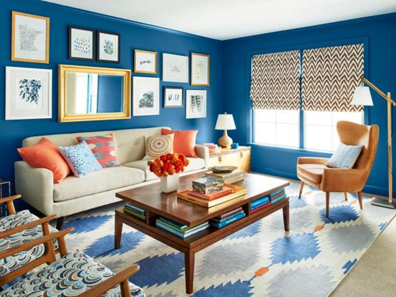 image named 14 Stunning Living Room Before and After Pictures 2
