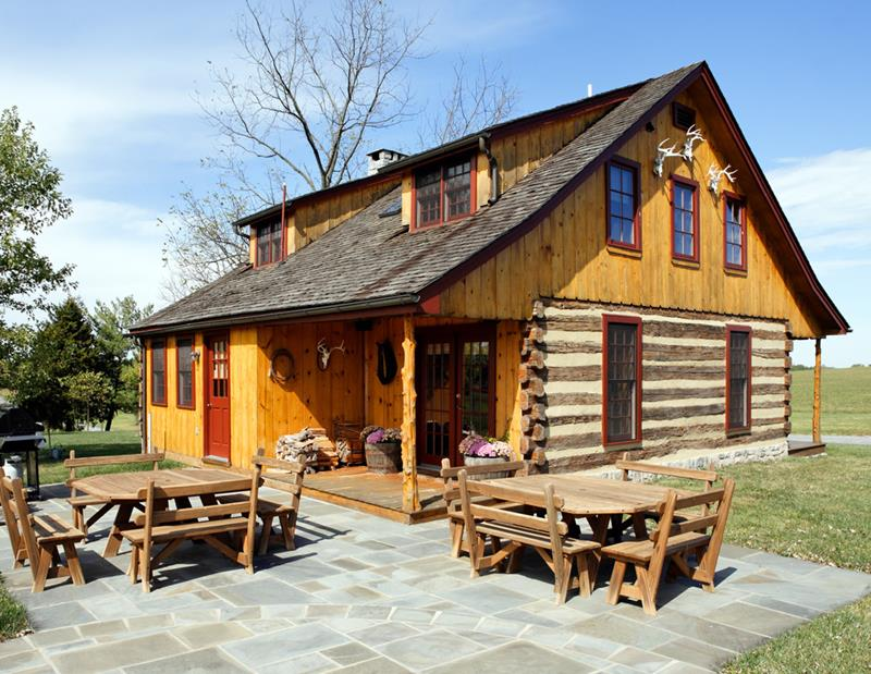 image named 15 Beautiful Cabins 12