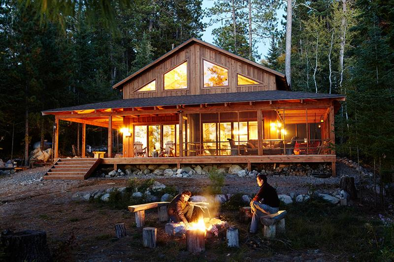 image named 15 Beautiful Cabins 13