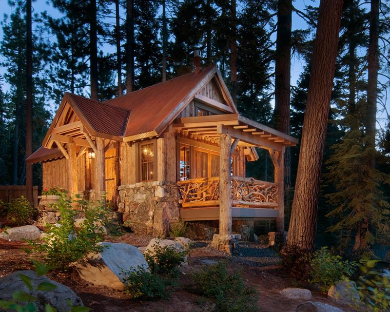 image named 15 Beautiful Cabins 3