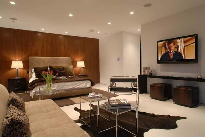 image named 15 Eye Catching Master Bedroom Accent Walls 6