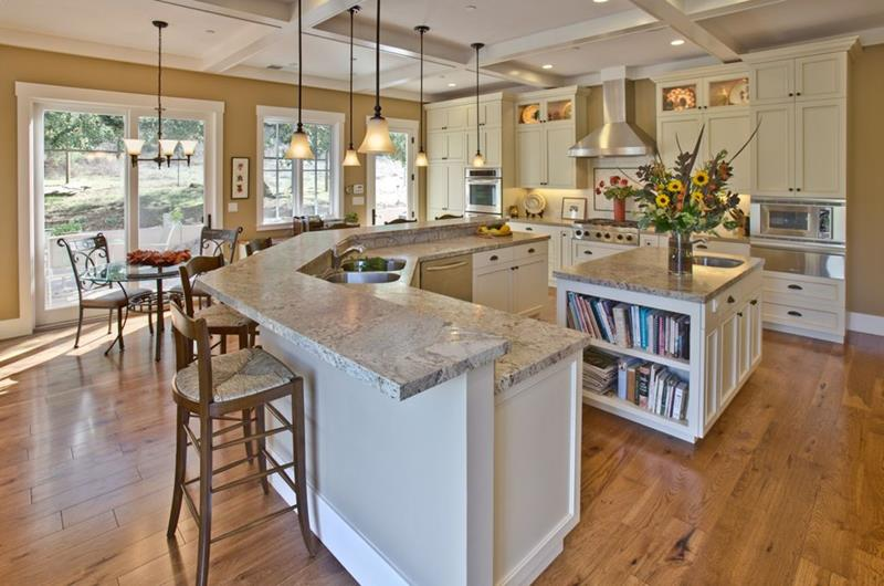 image named 15 Gorgeous Granite Countertops title