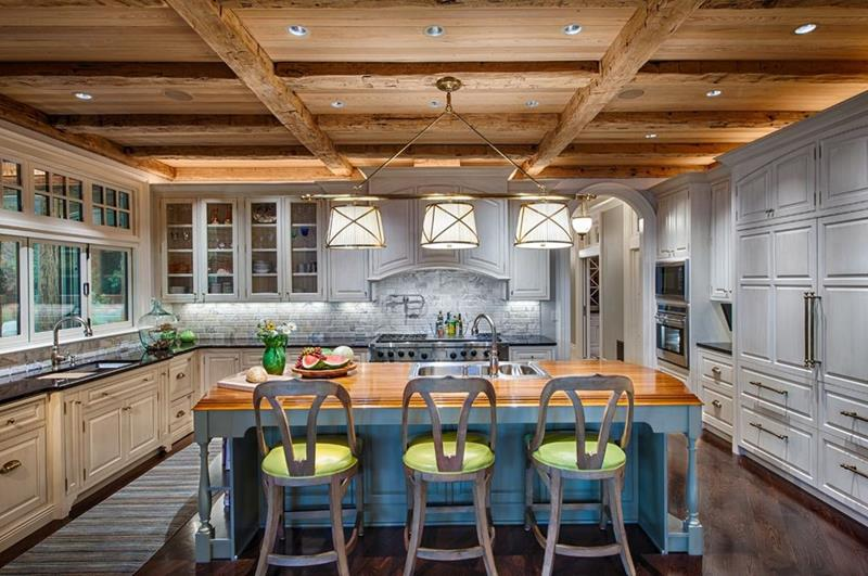 image named 15 Gorgeous Kitchen Islands 2