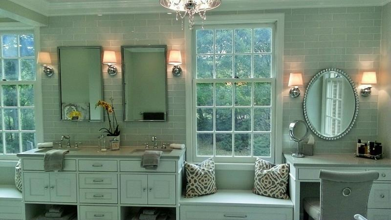 image named 15 Master Bathrooms with Dual Vanities 10