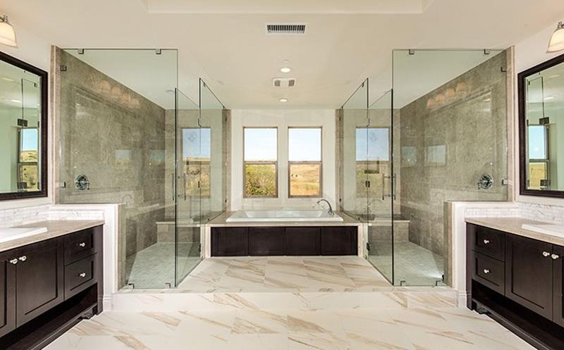 image named 15 Master Bathrooms with Dual Vanities 11