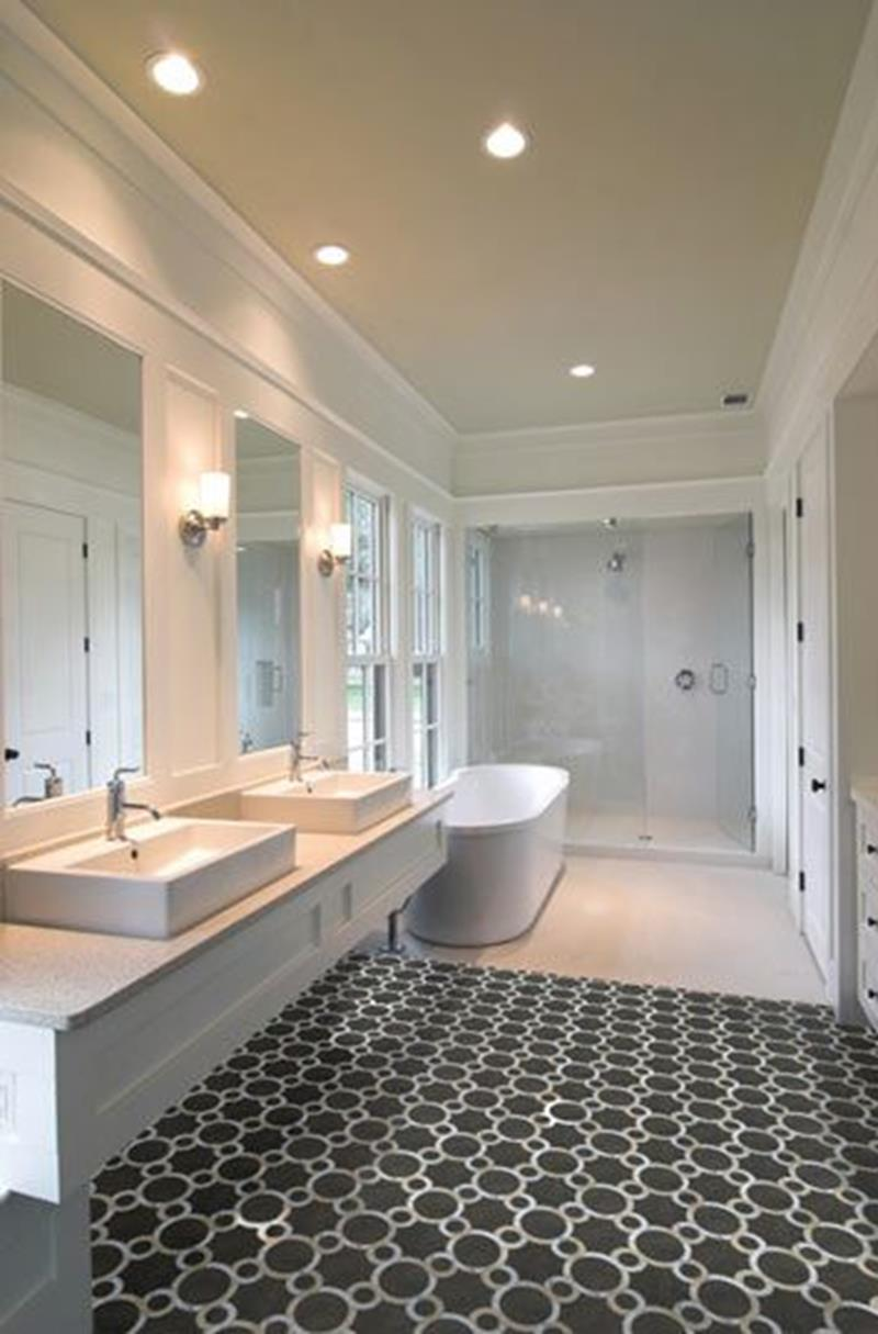 image named 15 Master Bathrooms with Dual Vanities 12