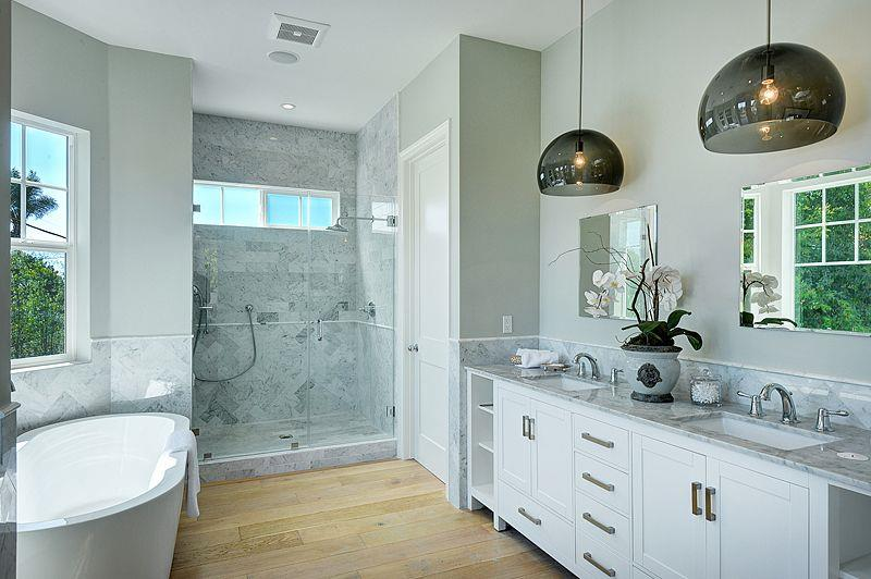 image named 15 Master Bathrooms with Dual Vanities 13