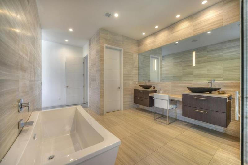 image named 15 Master Bathrooms with Dual Vanities 15