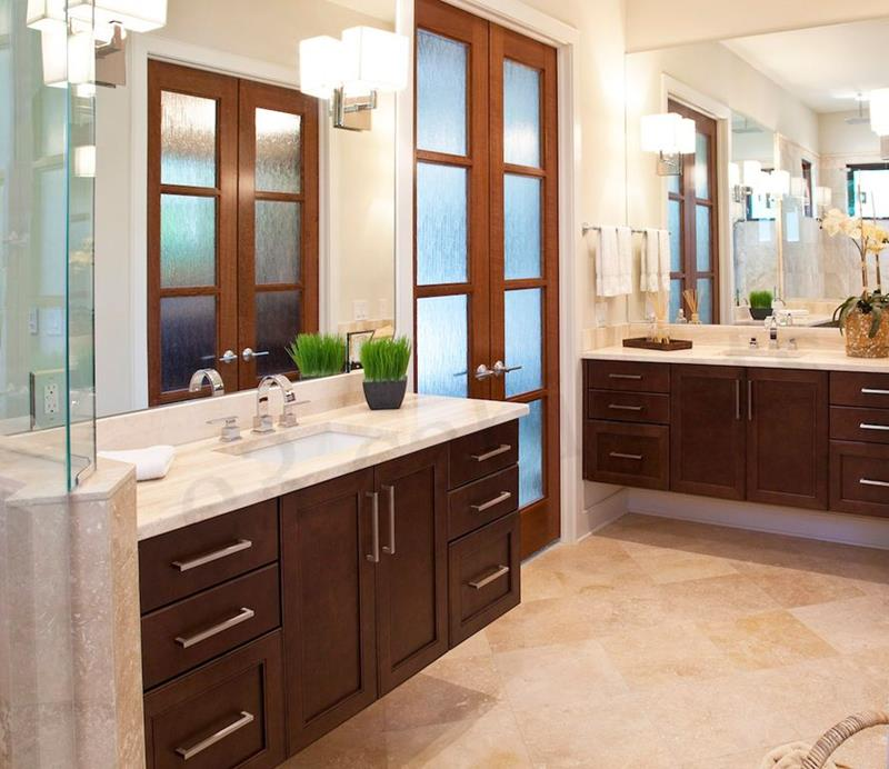 image named 15 Master Bathrooms with Dual Vanities 3