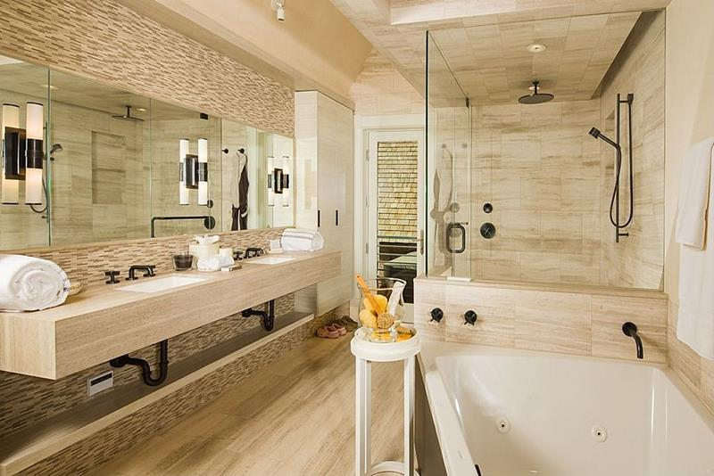 image named 15 Master Bathrooms with Dual Vanities 7