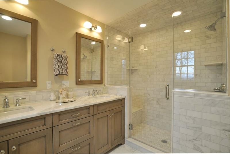 image named 15 Stunning Master Bathrooms with Walk In Showers 2