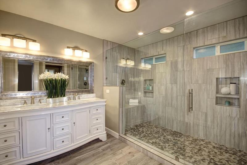 image named 15 Stunning Master Bathrooms with Walk In Showers 6