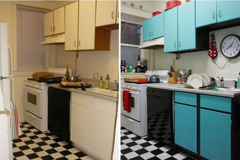 image named 10 DIY Things You Can Do to Beautify a Rental Kitchen 1