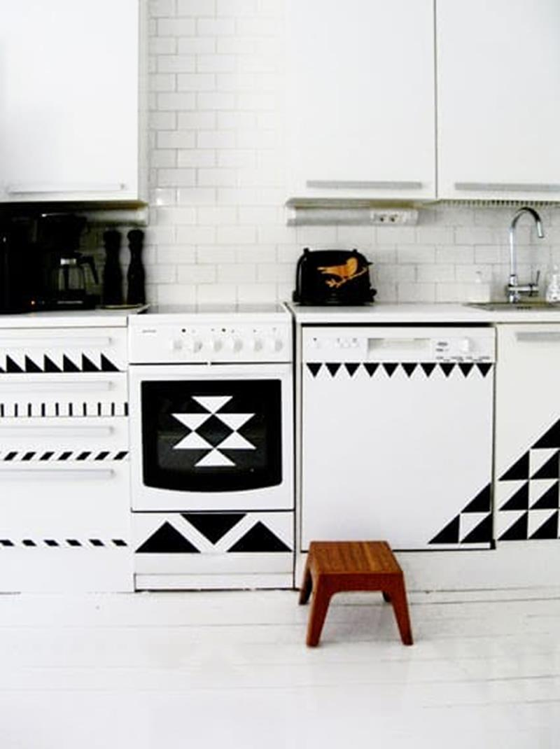 image named 10 DIY Things You Can Do to Beautify a Rental Kitchen 4