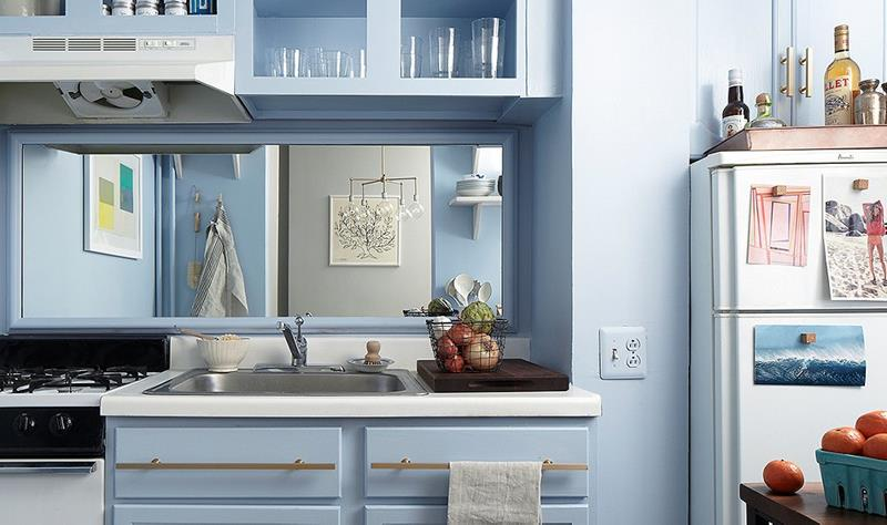 image named 10 Pictures of Rental Kitchens that Got Extreme Makeovers title