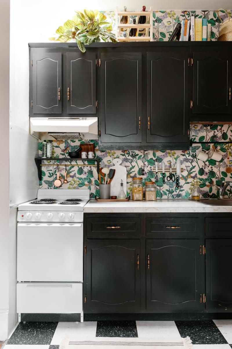 image named 10 Pictures of a 300 Rental Kitchen Transformation 4