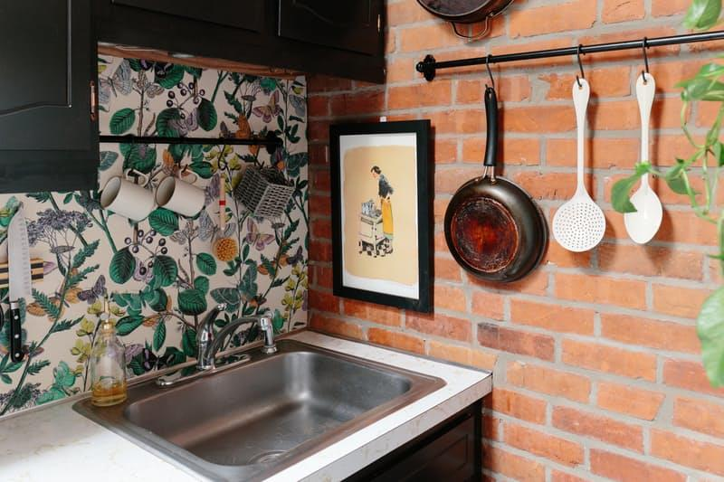 image named 10 Pictures of a 300 Rental Kitchen Transformation 6