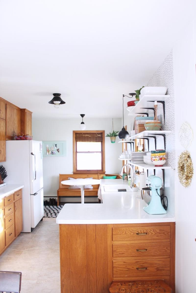 image named 15 Pictures of an Amazing 200 Kitchen Remodel 10