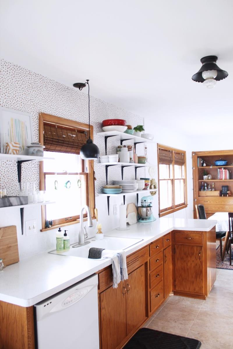 image named 15 Pictures of an Amazing 200 Kitchen Remodel 12