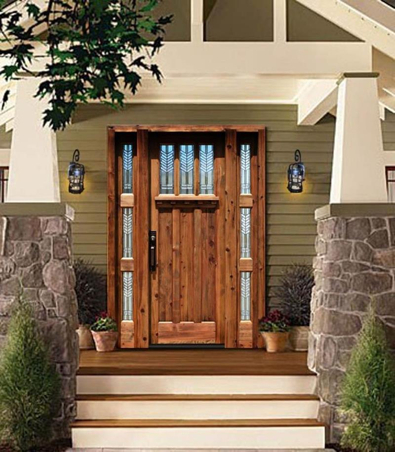 image named 15 Home Exterior Trends for 2017 and 5 on the Way Out 5