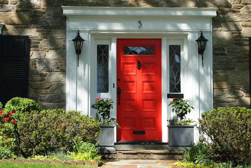 image named 15 Home Exterior Trends for 2017 and 5 on the Way Out 8