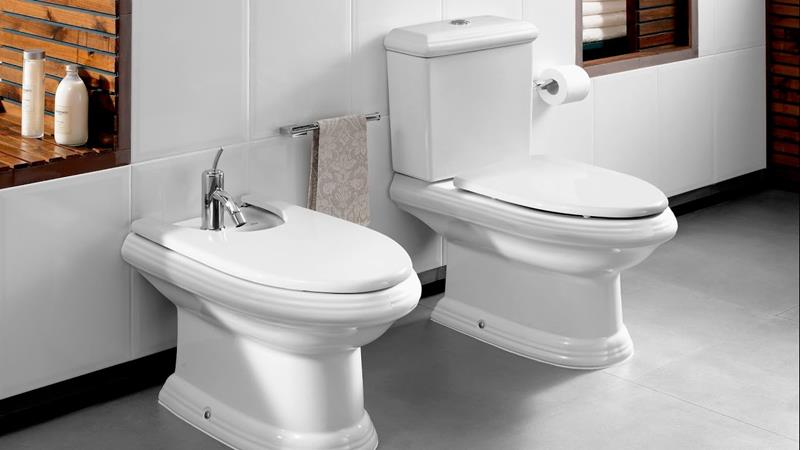 image named 17 Bathroom Trends for 2017 and 3 on the Way Out 4